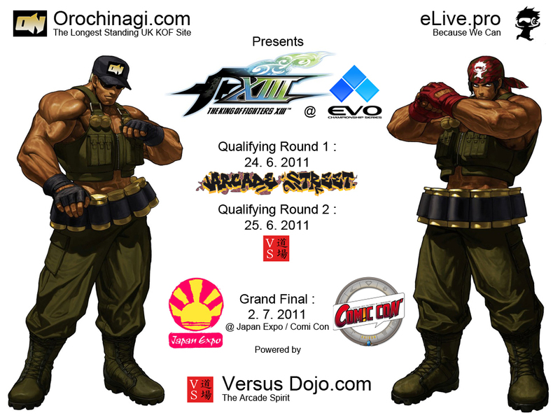 'The Butcher' wins Road to Evo!