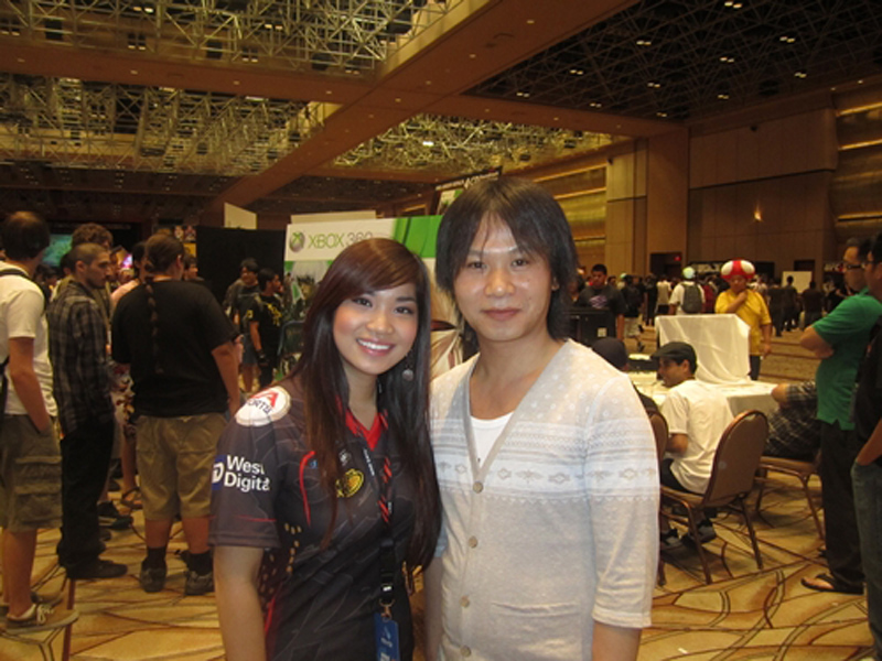 Interview with Kayane