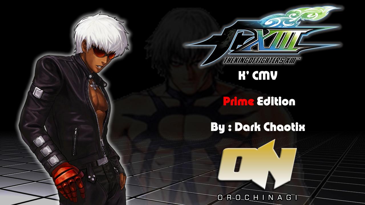 KoF XIII CMV – K' : Prime Edition