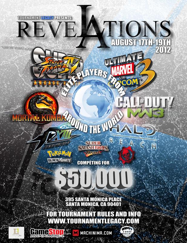 KOF@ReveLAtions 2012 August 17-19