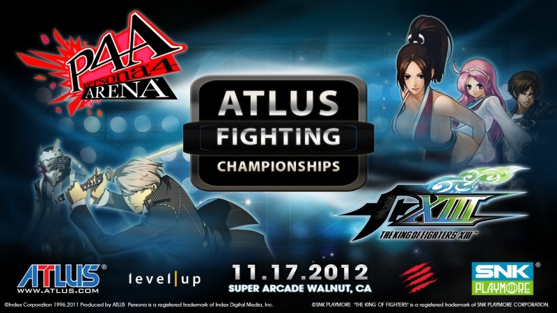 Atlus Championships