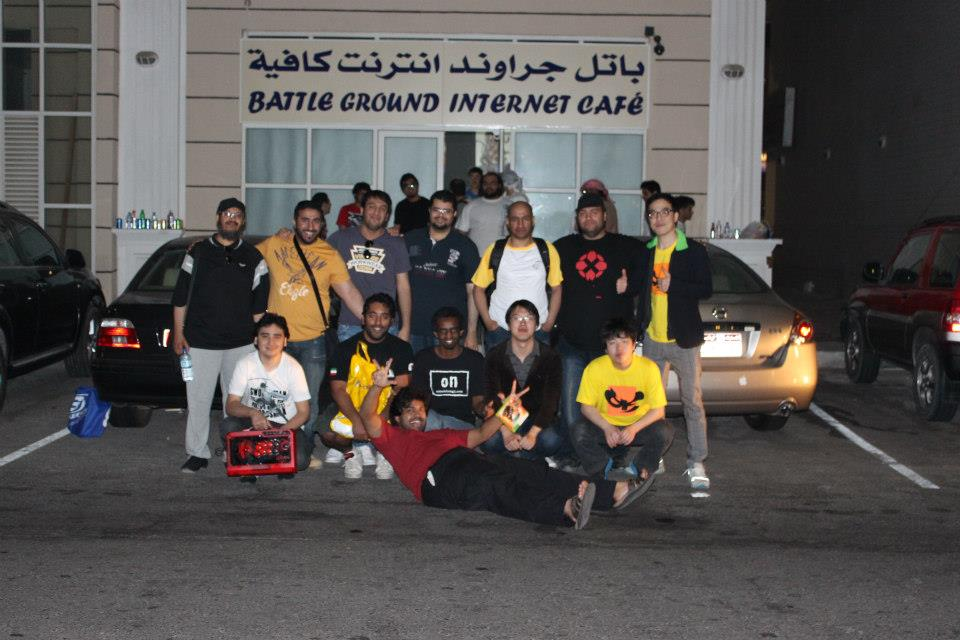 Dubai Tournament Photos feat CafeId