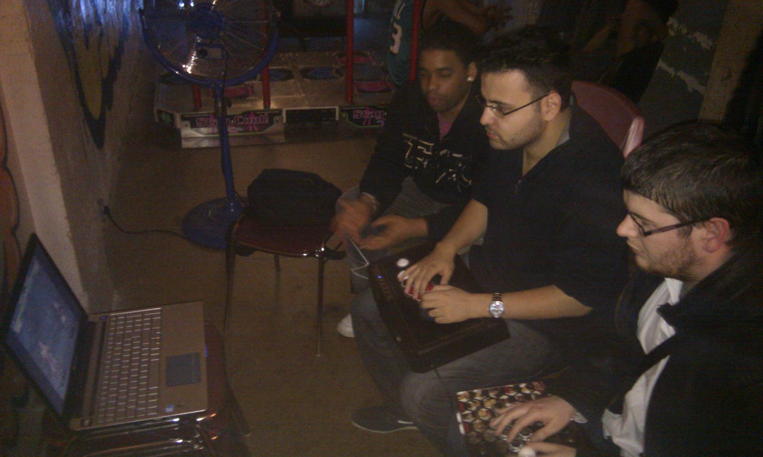 Yatagarasu with Fox @arcadestreet / 4.3 Combos