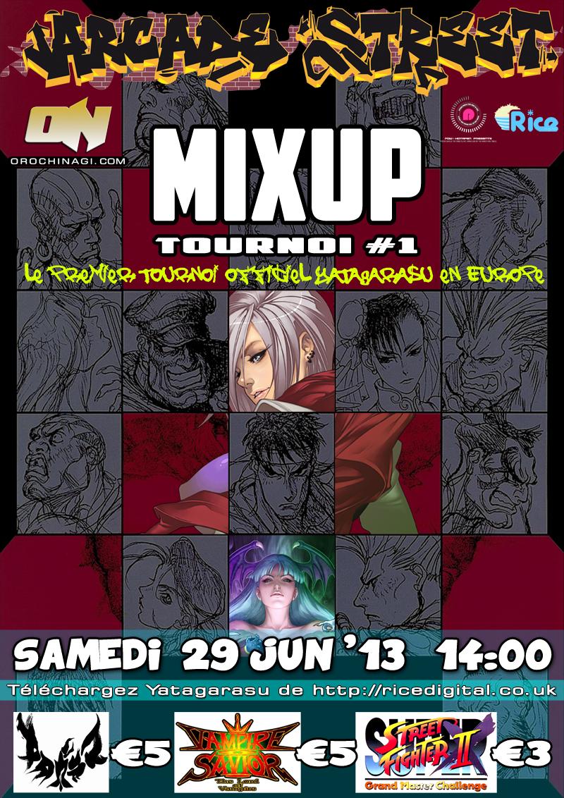 INSCRIVEZ VOUS ICI! MIXUP: 29 JUN: YG / VS / ST / XIII