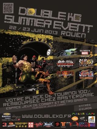 double ko summer event
