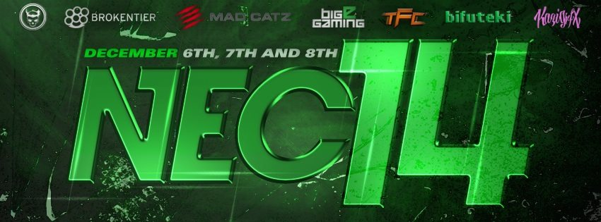 #NEC14 ALL STREAMS ON NOW!