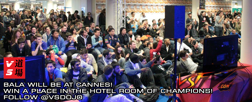 Gagnez/ Win a place in the room of Champions #bala #ivgc #vsdojo