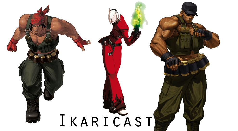 Podcast with some dude talking bout #FGC!