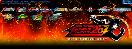 kof 20th app iphone android snk