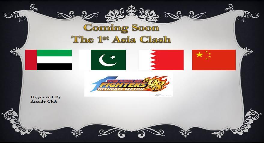 The 1st Asia Clash [KOF98UM Tournament]