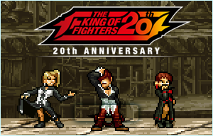 Iori joins #MSD Metal Slug Defense plus #KOF sale