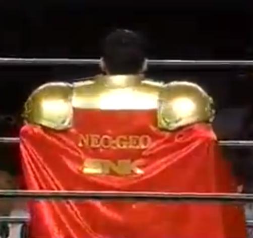 SNK Sponsors Wrestler (1994) and #KOF Roundup #TSS #Italy #GLCWC #Stunfest