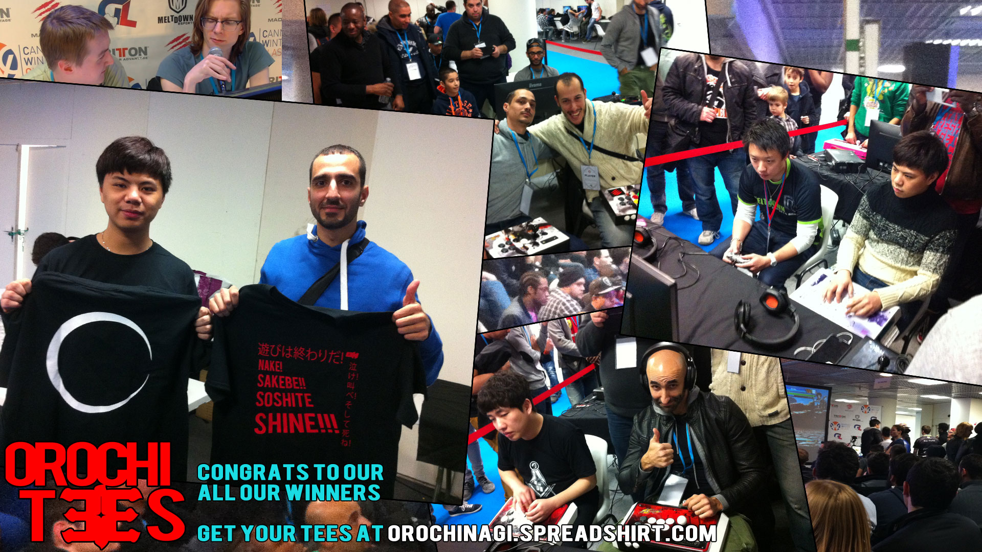 Cannes Replays & Results #KOF part 1