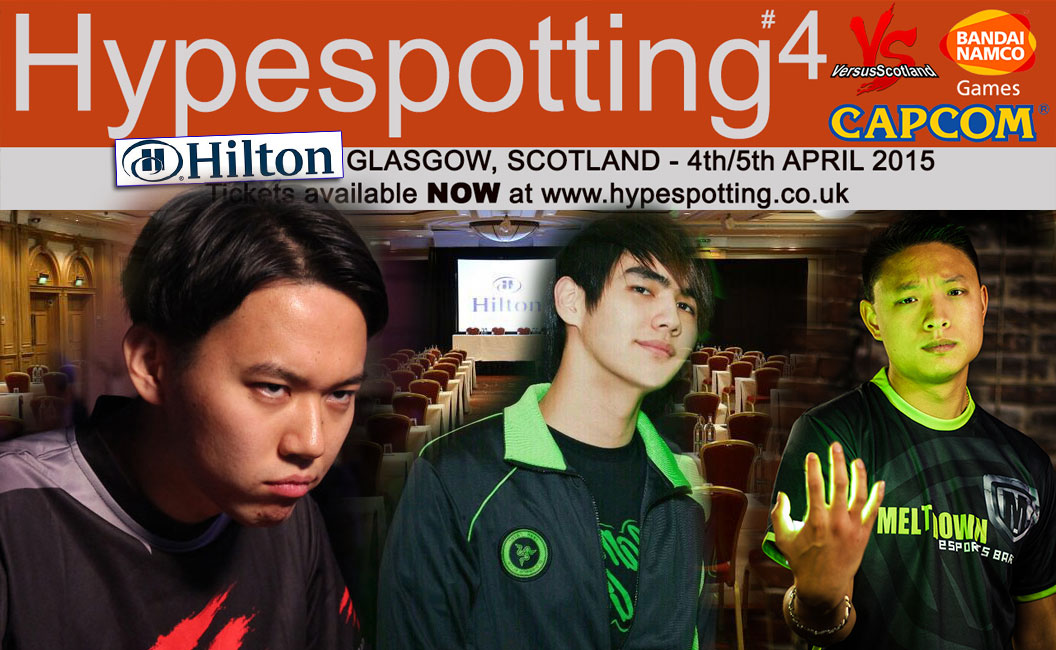 Stream and Schedule #hypespotting #igt2015 (updated)