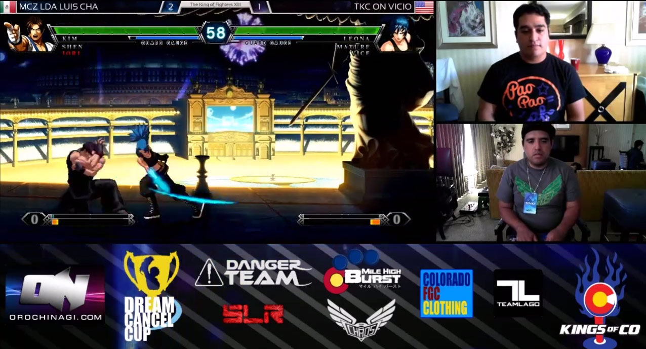 #KOF #EVO2015 Replays #MSD Update #FURIATICA