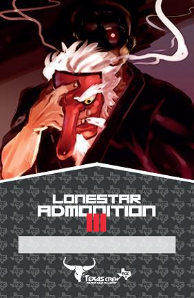 LoneStar Admonition III. This Saturday!