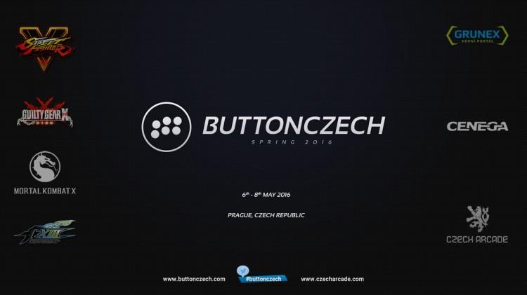 Button Czech 2016 & Toryuken 2016 Events Info