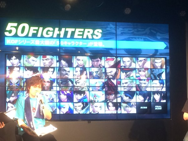 #KOFXIV New Trailers (April 2016)