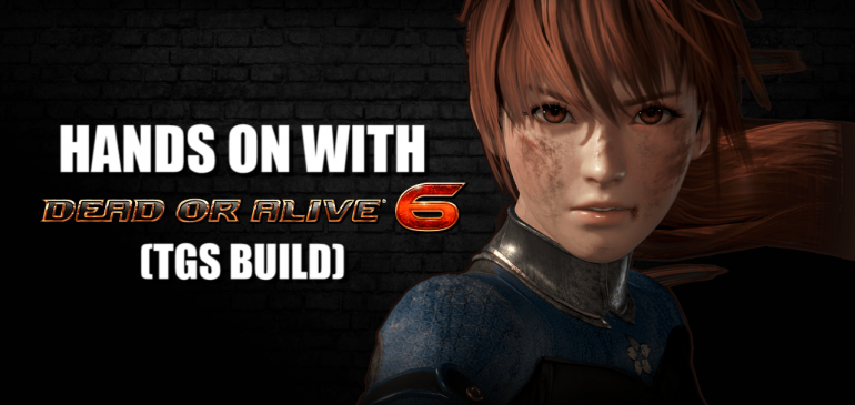 Hands On with DOA6