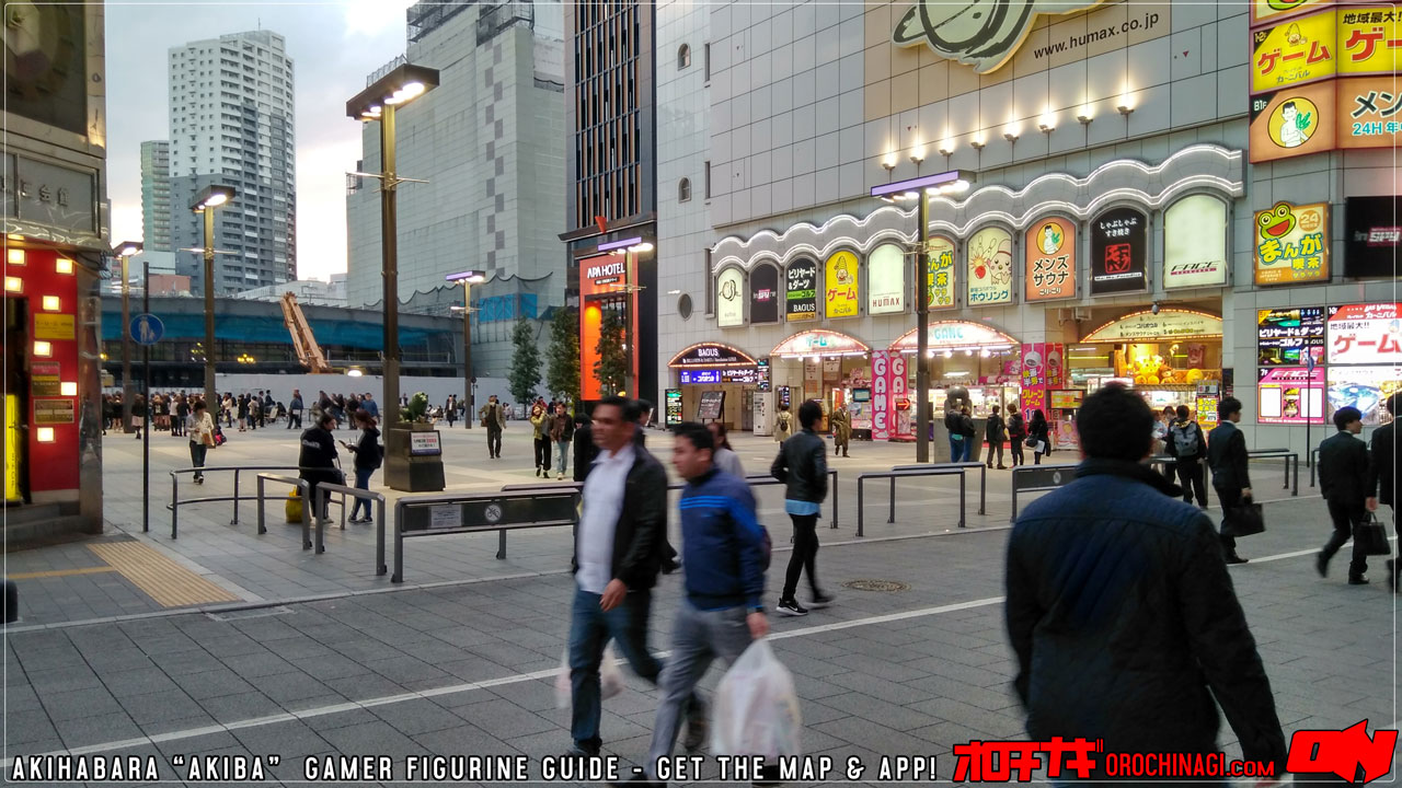 Sounds silly, but Yakuza fans get a great sense of nostalgia walking here.