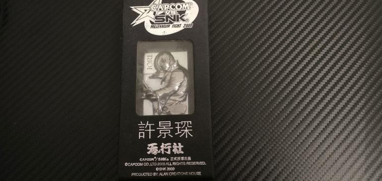 Iori Yagami Lighter CVS Millennium Fight 2000